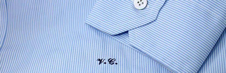 Iniziali camicia